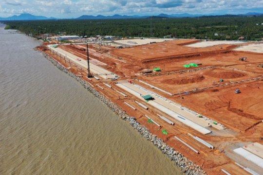 IPC targetkan Terminal Kijing rampung kuartal keempat tahun ini