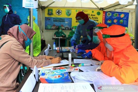 Pemkot Tangerang arahkan tes cepat COVID-19 ke pusat keramaian
