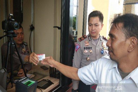 Polres Batang canangkan layanan SIM internasional sambut normal baru