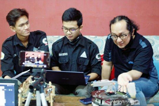 Fakultas Teknik Untan kenalkan robot secara webinar