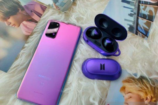 """Apakah besarnya """"fandom"""" K-pop dongkrak penjualan ponsel Samsung?"""