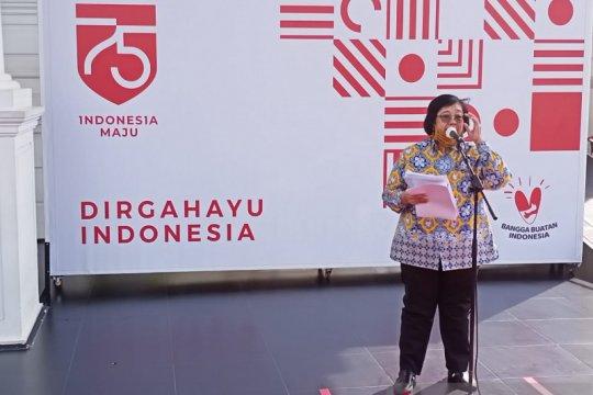 Menteri LHK paparkan prestasi Indonesia dalam REDD+