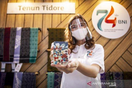 Perayaan HUT ke-74, BNI perkenalkan gerakan Cinta Produk Nusantara