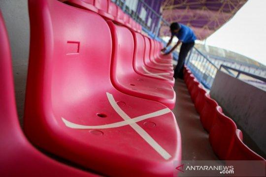 Perawatan stadion saat libur kompetisi akibat COVID-19