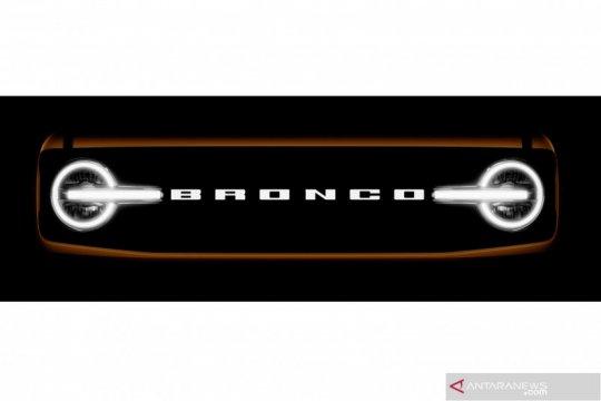 """Ford Bronco ingin enyahkan Jeep sebagai penguasa """"off-road"""""""