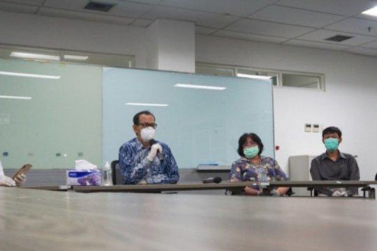 Dirjen Dikti tinjau pelaksanaan UTBK di Kampus UI Depok