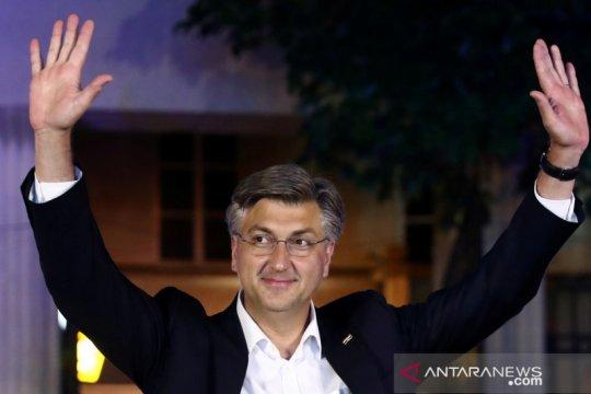 PM Kroasia Andrej Plenkovic positif corona