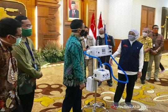 LIPI serahkan alat terapi oksigen aliran tinggi ke Gugus Tugas Jatim