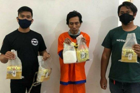 Polda Jatim gagalkan peredaran 5,3 kilogram sabu-sabu