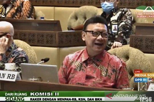 Tjahjo Kumolo ingatkan ASN disiplin terapkan protokol kesehatan