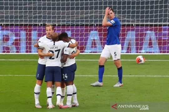 Liga Inggris: Gol bunuh diri Keane menangkan Tottenham Hotspurs 1-0 atas Everton
