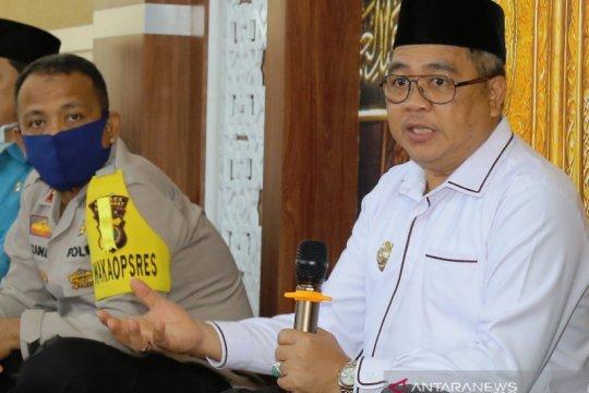 Aceh Barat larang sementara perusahaan pasok naker dari zona merah