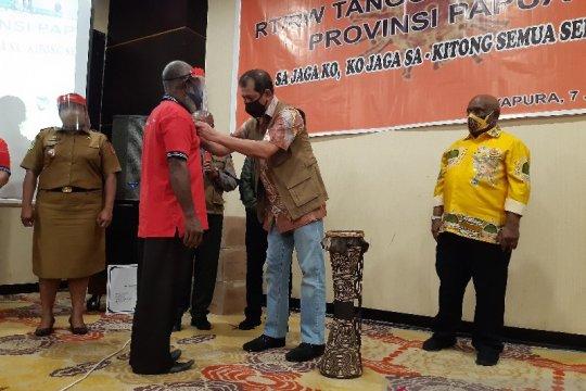 """Percontohan """"RT/RW Tangguh COVID-19"""" diluncurkan di Papua"""