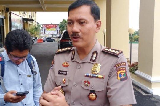 Polda Lampung benarkan artis VS ditangkap terkait prostitusi daring