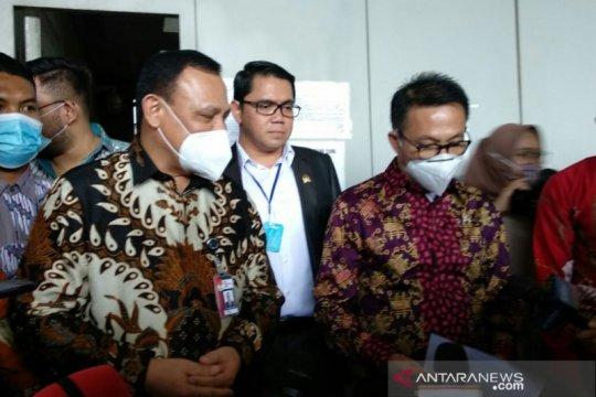Nawawi Pomolango: Rapat di KPK keinginan Komisi III DPR