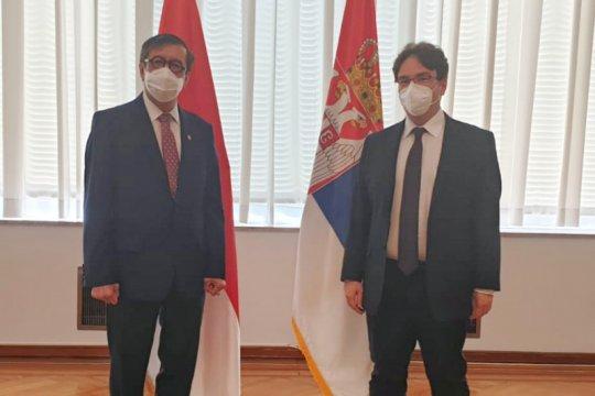Indonesia-Serbia perkuat kerja sama tangani kejahatan transnasional