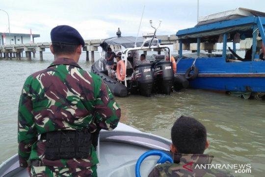 Petugas maritim Malaysia diduga langgar batas negara di Pulau Sebatik