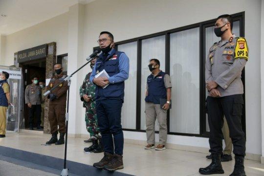 Dua klaster baru COVID-19 diungkap Gubernur Jabar