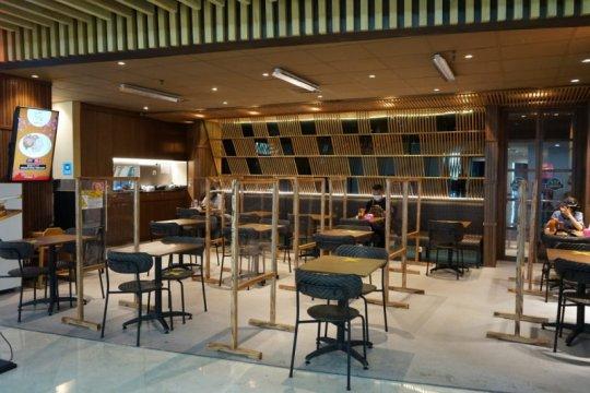 Bandara Juanda terapkan protokol kesehatan di area komersial