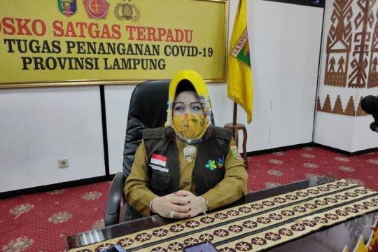 Dinkes: Bayi empat bulan  ODP COVID-19 di Lampung meninggal dunia