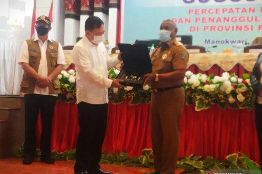 Menkes harap tenaga medis di Papua terus jalankan protokol kesehatan