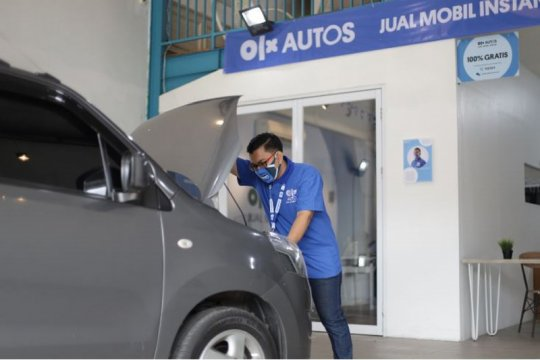 "OLX Autos perluas layanan ""inspection center"", Solo jadi kota ke-8"