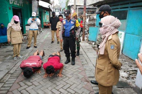 DPRD Surabaya minta pemkot lebih gencar razia masker