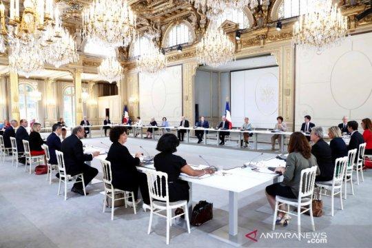 PM Prancis akhiri isolasi mandiri usai dinyatakan negatif COVID-19