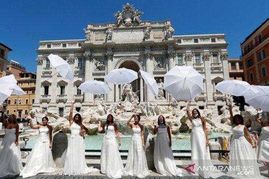 Khawatir soal corona, Italia larang masuk wisatawan 13 negara
