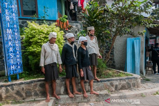 Permohonan penutupan wisata Baduy
