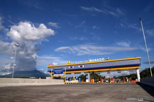 Jalan Tol Manado-Bitung pangkas waktu perjalanan jadi hanya 40 menit