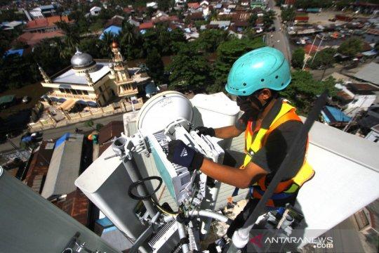 Kominfo prioritaskan akses komunikasi 4G di 12.548 desa dan kelurahan