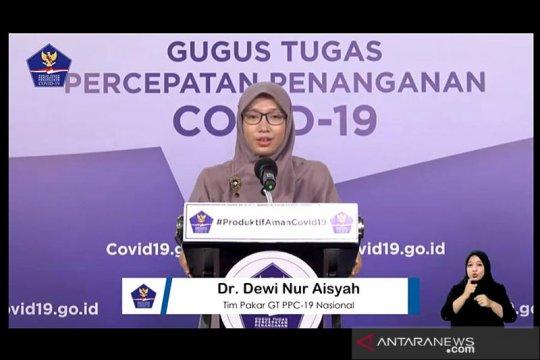 Gugus Tugas: 61 daerah tidak terdampak COVID-19