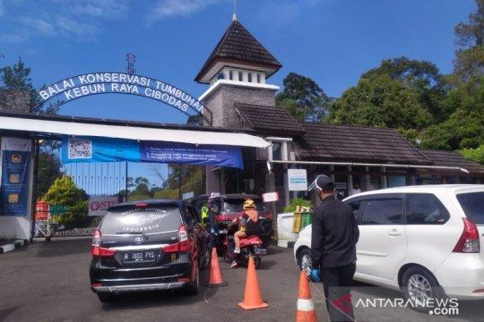 Kebun Raya Cibodas kembali dibuka untuk umum