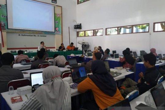 KPU Jember siapkan 4.727 petugas pemutakhiran data pemilih pilkada