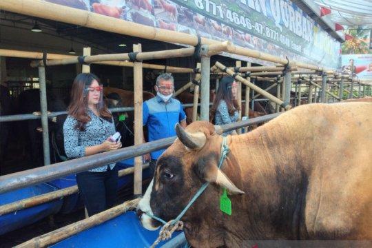 Mall Hewan Kurban Haji Doni jamin kesehatan hewan kurban