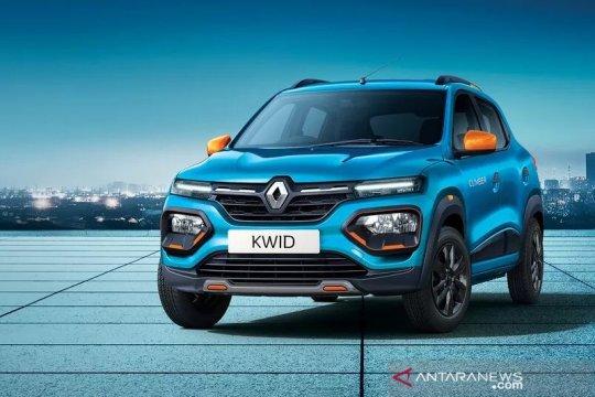 Renault Kwid RXL terbaru dijual Rp80 jutaan di India