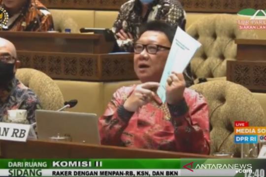 Menteri PANRB isyaratkan pembubaran lembaga susulan