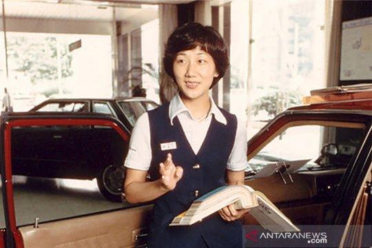 Mengenal Kyoko Shimada, desainer mobil wanita pertama di Jepang