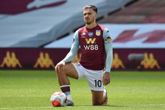 Jack Grealish teken perpanjangan kontrak di Aston Villa