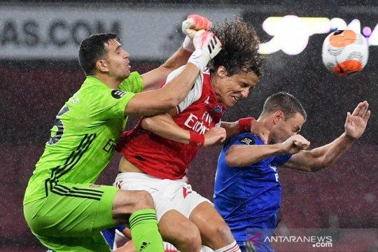 Bagi Martinez meninggalkan Arsenal adalah langkah maju dalam karirnya