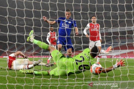 Leicester umumkan perpanjangan kontrak Jamie Vardy hingga 2023
