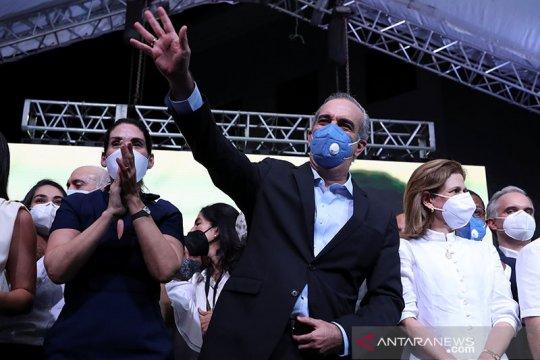 Ketua partai oposisi terpilih jadi presiden Republik Dominika