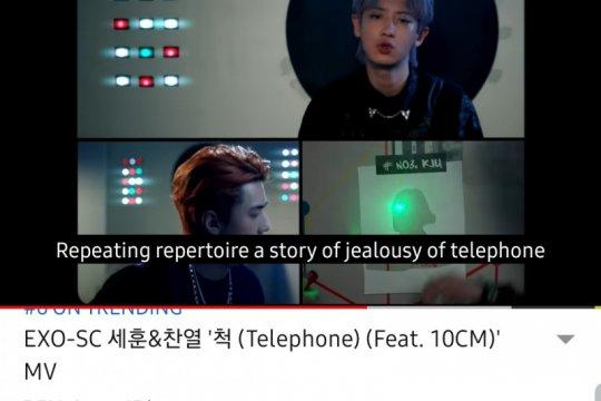 """EXO-SC rilis video """"Telephone"""" jelang """"comeback"""" 13 Juli"""