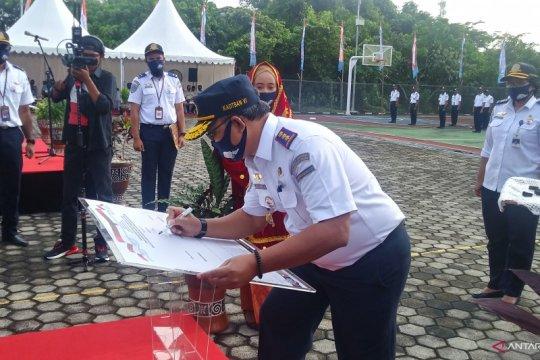 Otoritas Bandara Padang canangkan zona integritas bebas korupsi