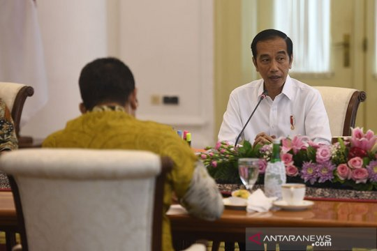 Presiden Jokowi akan hadiri langsung sidang tahunan MPR 14 Agustus