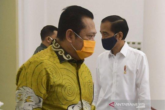 MPR dukung tambahan anggaran sektor pertanian atasi pandemi