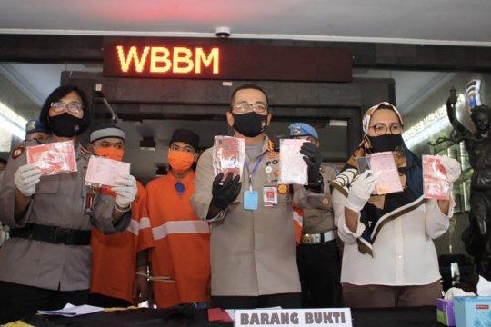 Polisi buru pemasok sabu untuk jaringan pengedar di Kota Malang