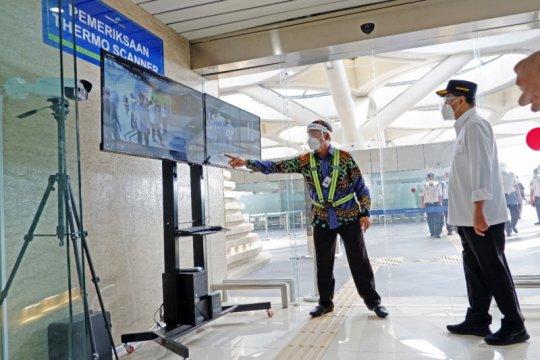 Angkasa Pura I optimistis trafik penerbangan meningkat di semester II