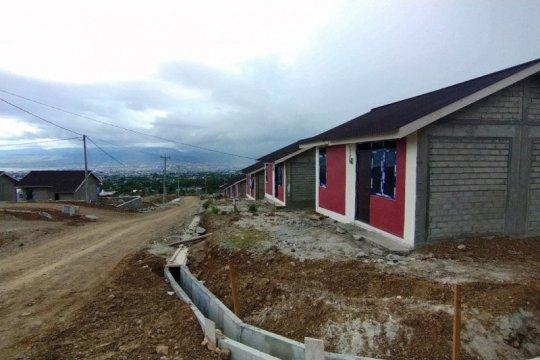 PUPR targetkan hunian korban bencana di Palu tuntas akhir 2020